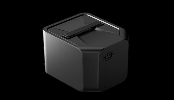Extra batterij voor de elektrische scooter Next NX1
